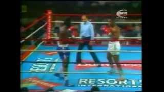 Mike Tyson Vs. Lorenzo Canady HD