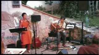 """06 """"douze belles dans la peau"""" (Gainsbourg). Marie-Claire Fraulaud et Brice Durand duo"""