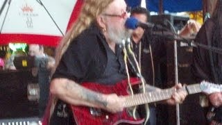 Tyler Coe Iron horse saloon Bike Week 2012 David Allen Coe Tied to the whipping post