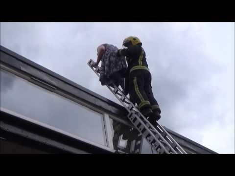 London fire brigade 150 years