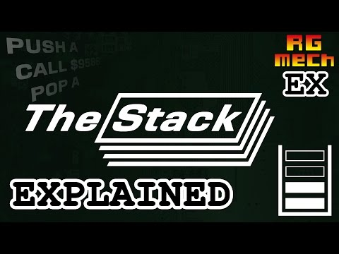 The Stack: Last in, First out