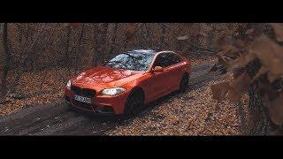 BMW F10 Paprika Orange - Movie (ABR)