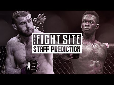 UFC 259: Yan vs. Sterling and Adesanya vs. Blachowicz - The Fight Site Staff Predictions