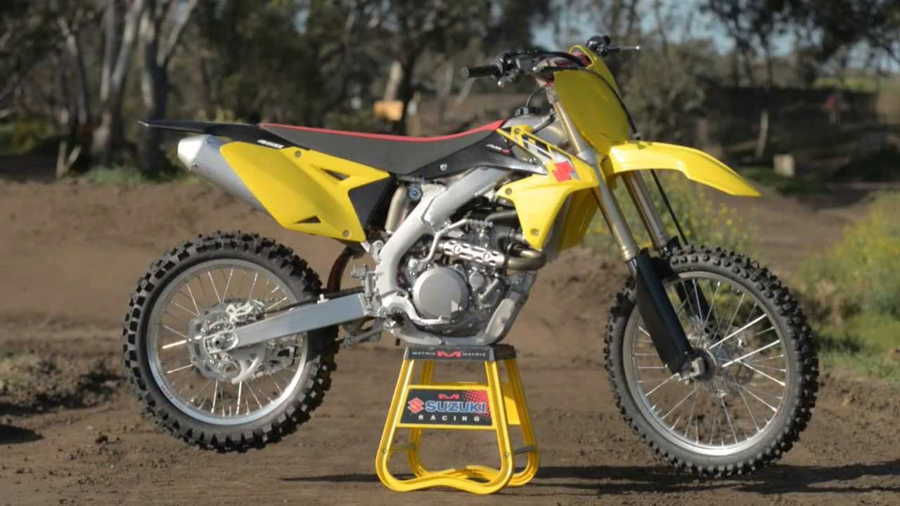 Mxtv 2014 Bike Review Suzuki Rm-z 450