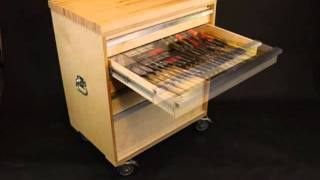Western Dovetail Mobile Tool Cabinet