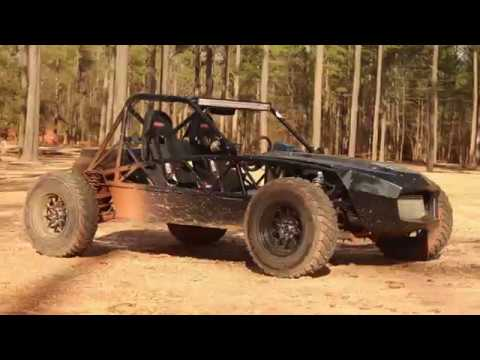 The Exocet Off-Road from Exomotive