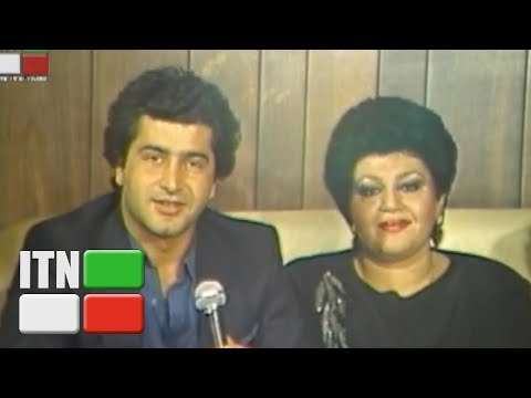 Hamid Shabkhiz Interview with Hayedeh  - ITN