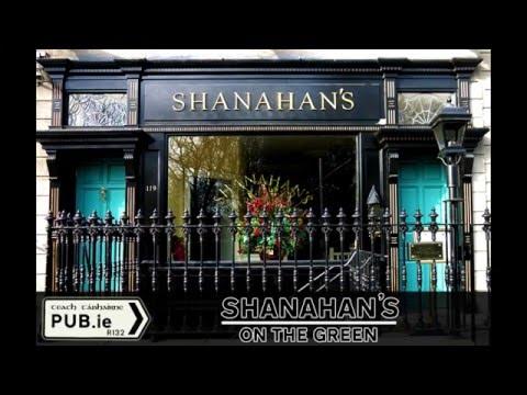 Shanahan's On The Green, Dublin Restaurant
