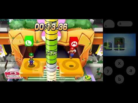 mario and luigi dream team 3ds emulator
