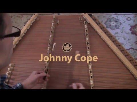 Johnny Cope, Hammered Dulcimer Video Lesson Intro by Ken Kolodner