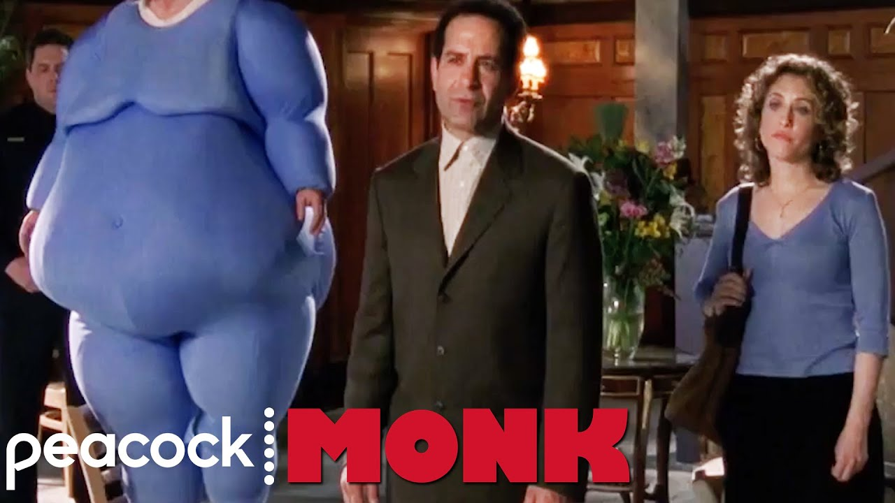 Download Monk Exposes The Fat Suit Killer | Monk