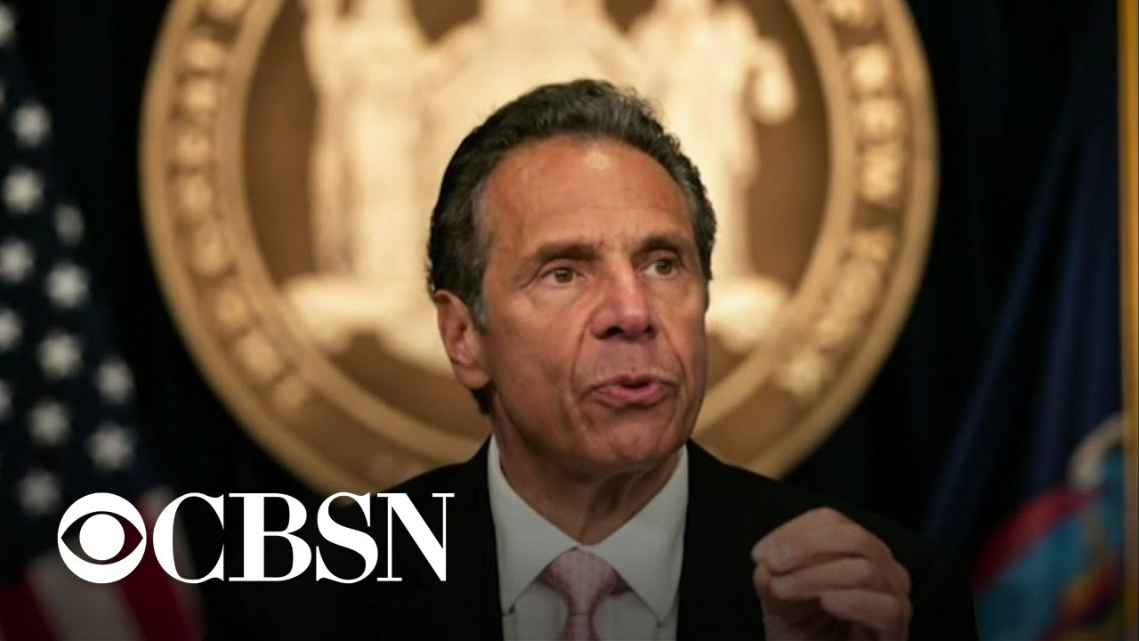 Families of NYPD shooting victims slam Governor Cuomo