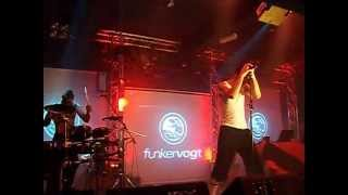 Funker Vogt - The State Within/Maschinezeit (live @ Resistanz Festival 2013) (29-31 March 2013)