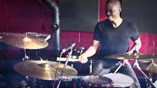 Drums - Kevin Hayden Plays Drums @ GospelChops.com