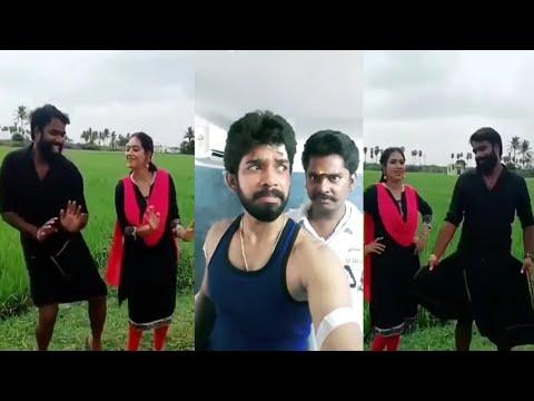 ஈரமான ரோஜாவே   Vijay tv   FUNNY CUTE dubsmash