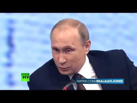 Putin on american democracy