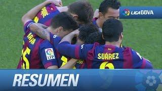 Resumen de FC Barcelona (2-0) Real Sociedad
