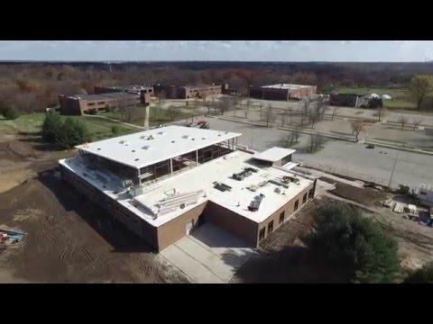 Spoon River College Multi-Purpose Building Construction Canton, IL