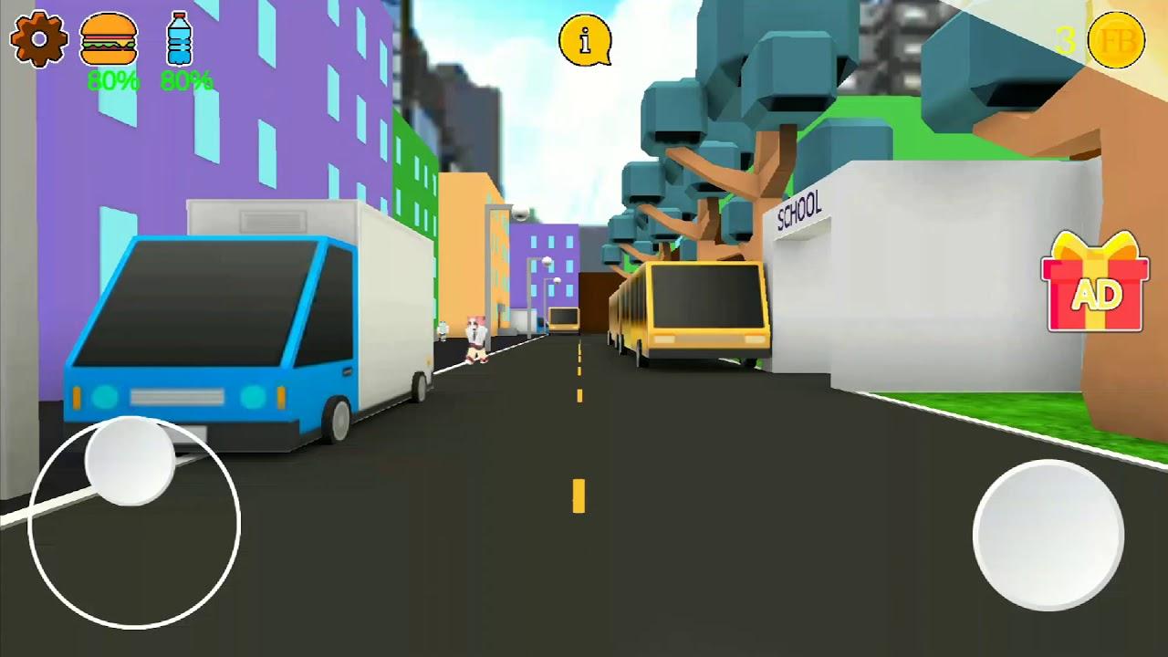 Download School and Neighborhood Game