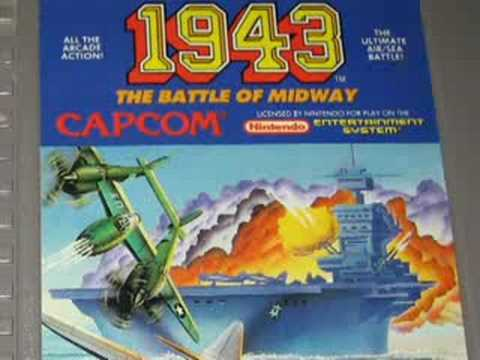 Classic Game Room - 1943: THE BATTLE OF MIDWAY review for NES