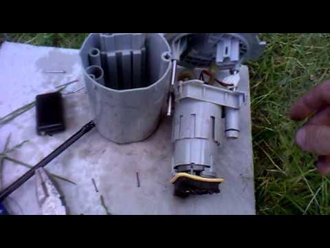 Замена топливного фильтра на Шевроле авео - YouTube