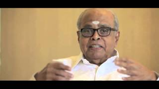 K.Balachander about Uttama Villain - Part 1 | Kamal Haasan | Thirrupathi Brothers