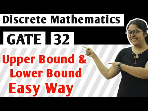 Upper bound and lower bound in hasse diagram in hindi discrete upper bound and lower bound in hasse diagram in hindi discrete mathematics gate lectures ccuart Choice Image