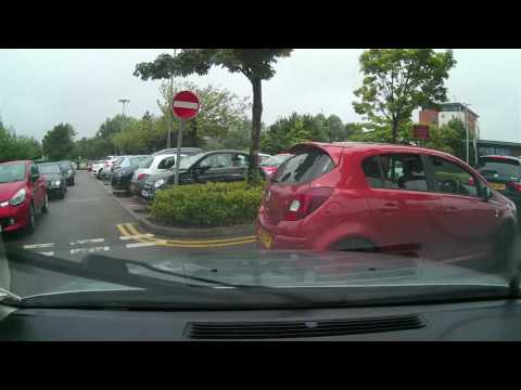 Red Dragon Centre Parking