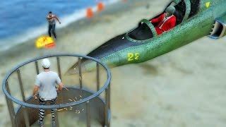 GTA 5 Funny Moments #56 (GTA V Fails and Random Gameplay Moments)