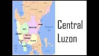 Mga Rehiyon ng Pilipinas