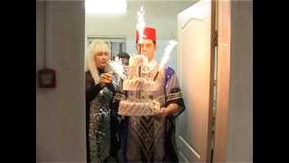видео Вечеринка в восточном стиле