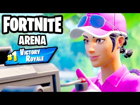 Arena Duos 1 Victory Royale - Fortnite - Gameplay Part 77