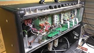 Typical Fender Hotrod / Blues / Deluxe / Deville Series Problems & Repair.