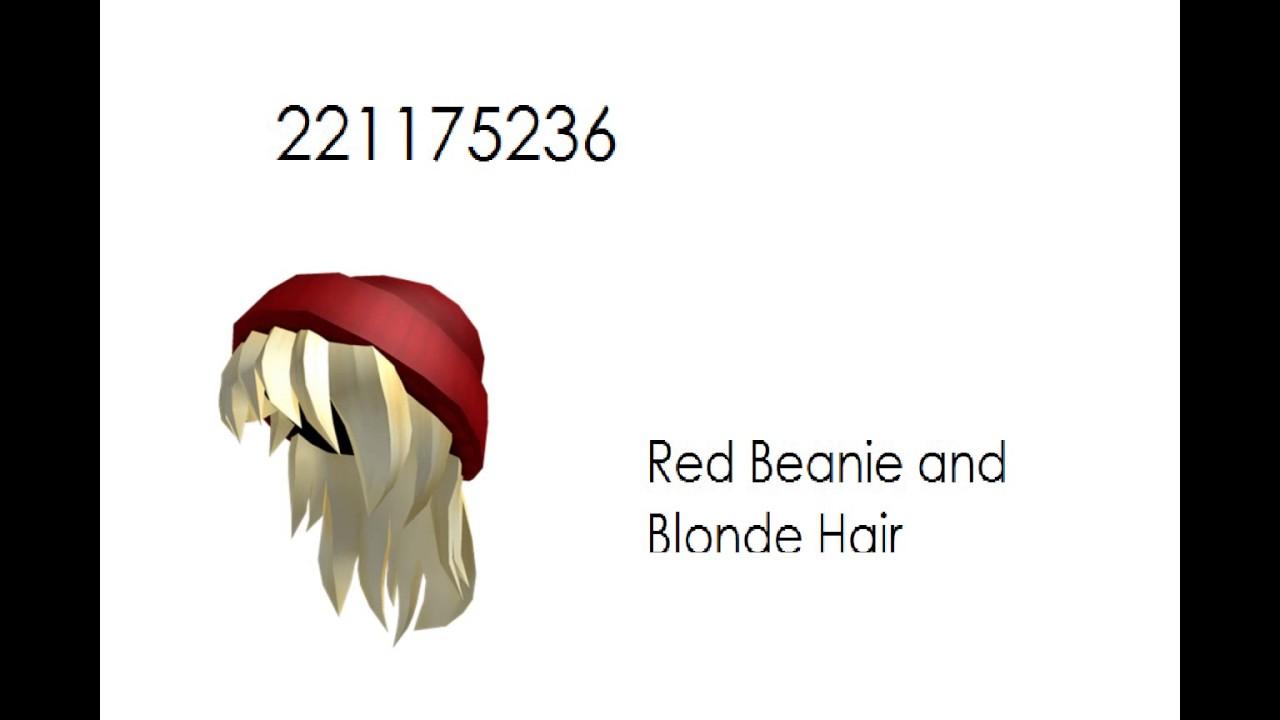 roblox hair codes 2018