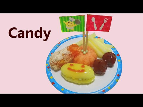 popin cookin #15 - Okosama  lunch (child's meal) おこさまランチ