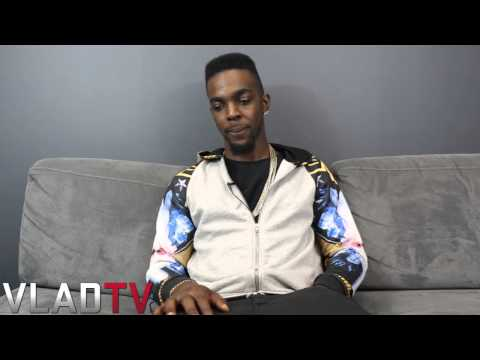 Roscoe Dash Details Working With Waka Flocka & Wale On No Hands