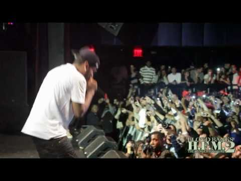 Lloyd Banks, Fabolous, Pusha T, Swizz Beatz, Ryan Leslie - Start It Up Live | 50 Cent Music