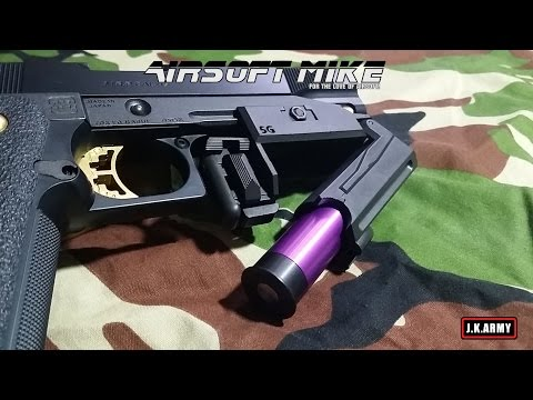 ShowGuns Tactical 20mm Launcher / Kingsman Masterkey Style / Review / AIRSOFT