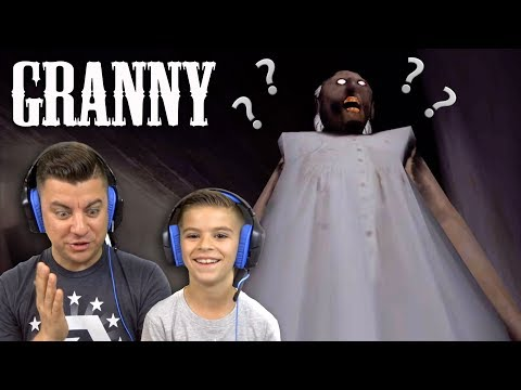 GRANNY CANT SEE US!!! Are We Invisible?