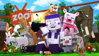 PREORDER YOUR SHIRTS NOW AT Superfunshirt.com Minecraft Fnaf Zoo (M...