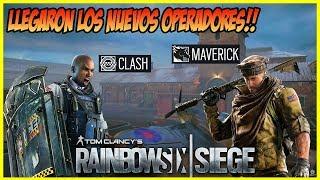 RAINBOW SIX: Jugando Con Los Nuevos Operadores  Operacion Grim Sky - CERO TOXICIDAD || Español PS4||