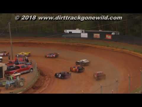 Stock 4 Main @ Toccoa Raceway April 8th 2018