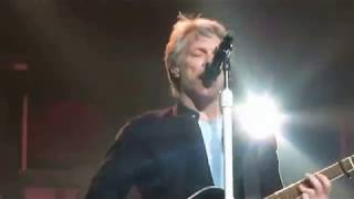 Bon Jovi Because We Can Toronto May 2018
