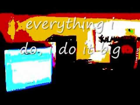 Calvin Coolidge - Do It Big (In studio video) Best New White Rapper on Mt Eden Dubstep *OLD VERSION*