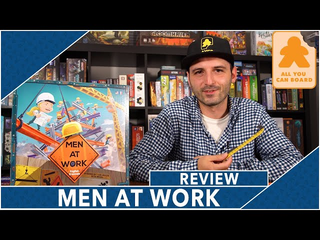 MEN AT WORK REVIEW | The Joy is in the ACCIDENTS!