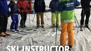 Ski Definition IASI level 1 intro