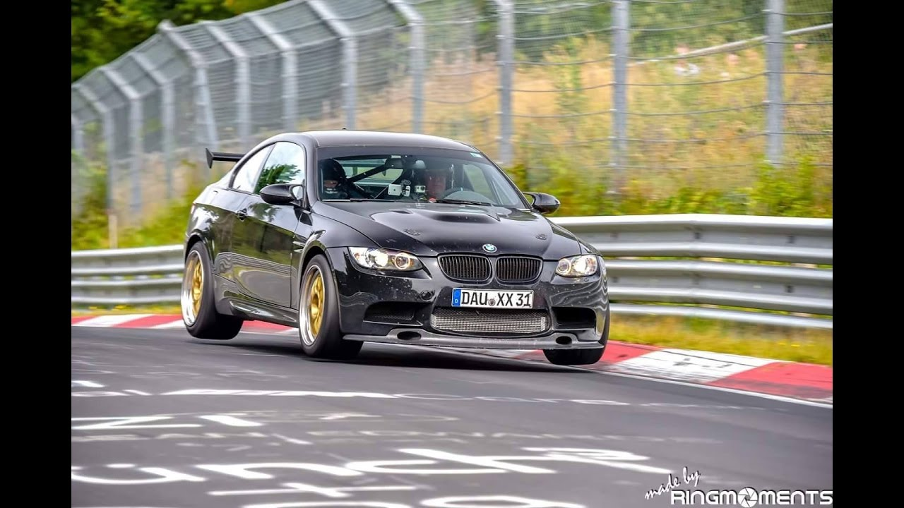 The fastest BMW e92 M3 of the Nrburgring  the car that made