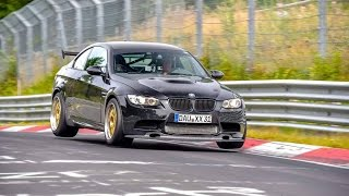 The fastest BMW e92 M3 of the Nürburgring - the car that made Boosted Boris STFU