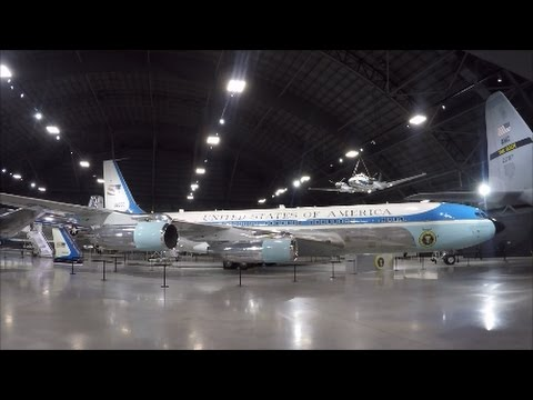 Air Force ONE: Tour JFK and Reagan's Private Jet