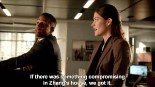 Limitless FBI found an hard drive,or is it a power supply?